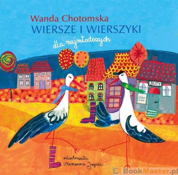 Wiersze I Wierszyki Wanda Chotomska W2017