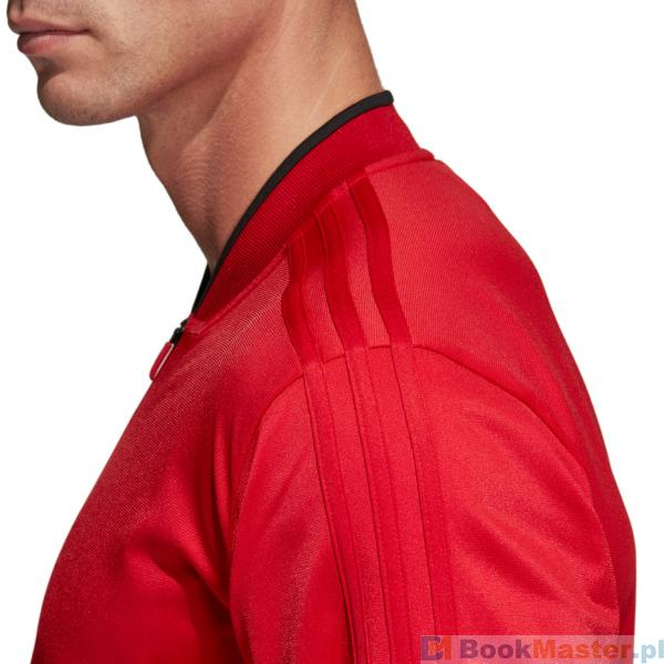 Bluza męska adidas Condivo 18 Pes czerwona CF4322